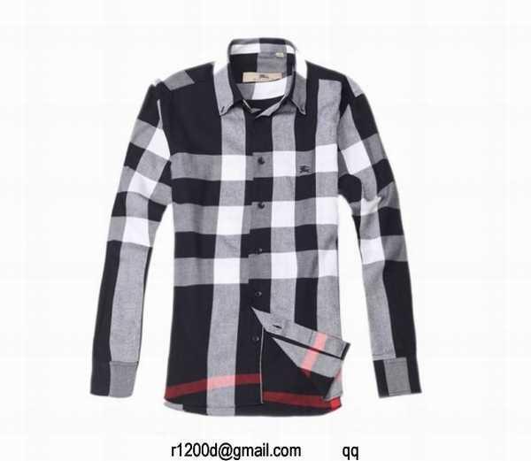 chemise burberry en promo chemise grande marque homme. Black Bedroom Furniture Sets. Home Design Ideas