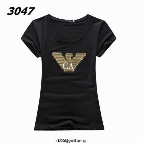 tee shirt armani femme noir t shirt de marque femme pas cher t shirt armani femme 2015. Black Bedroom Furniture Sets. Home Design Ideas