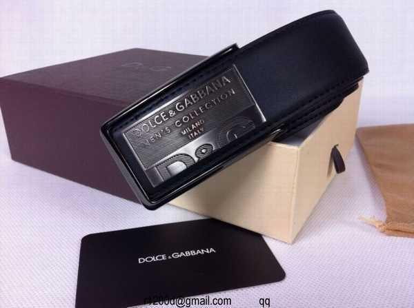 a6c1109155e acheter ceinture dolce gabbana homme