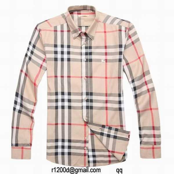 da01341eb64b achat chemise burberry