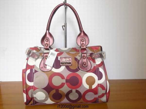 Acheter Sac à Main Moins Cher : Bon coin sac a main de marque coach en cuir