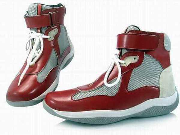 chaussure prada homme