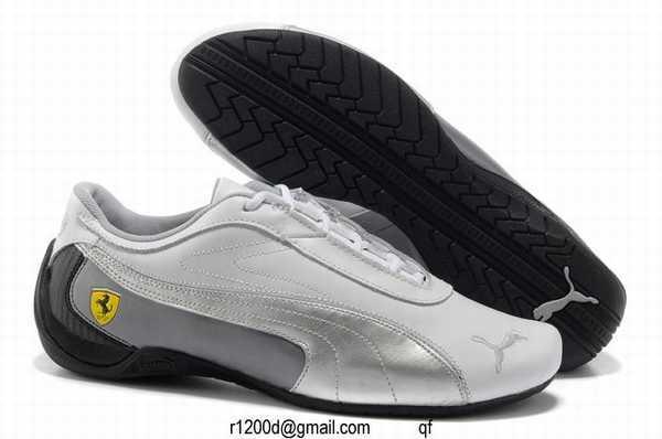 chaussure puma cuir homme