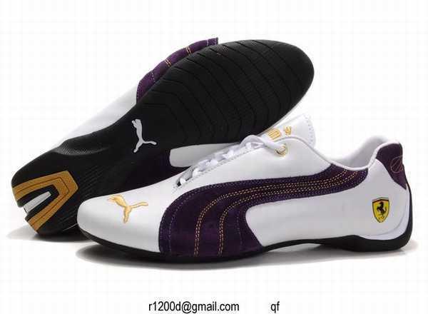chaussure puma femme pas cher