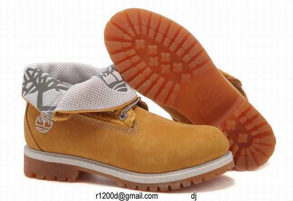 prix bottes timberland femme pas cher