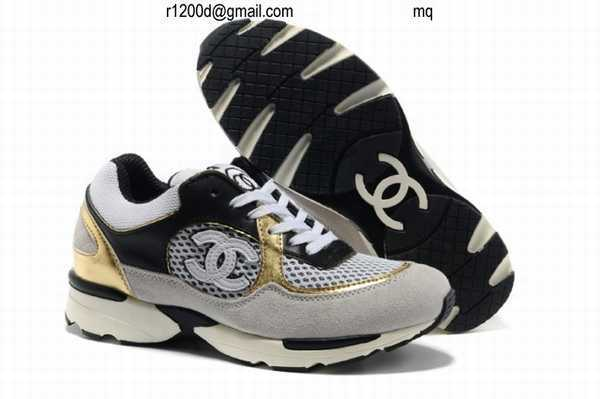 sneakers chanel femme prix