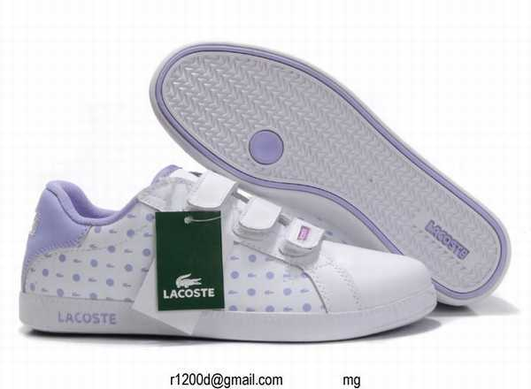 Solde Femme chaussure Chaussure Canada Lacoste F5EqxwFa0