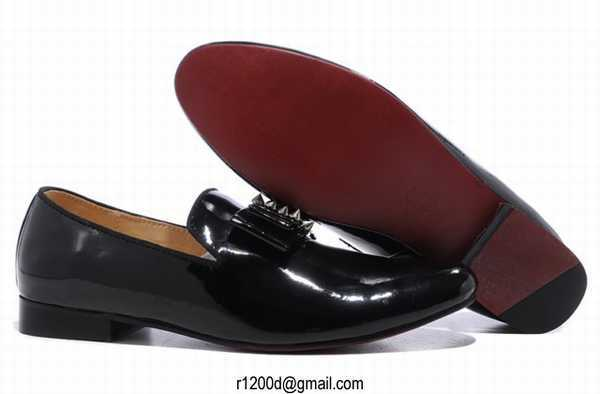 chaussure homme louboutin pas cher