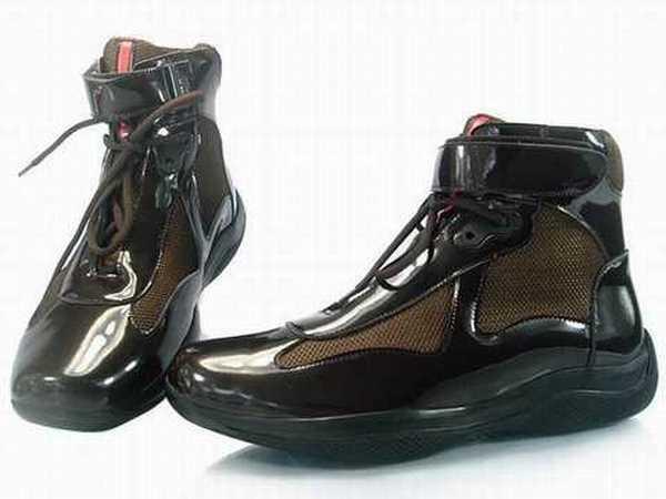 chaussures ligne acheter prada prada cuir chaussure WIbE2YeD9H