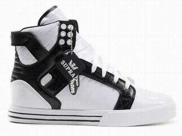 Shoes Supra Pas Cher