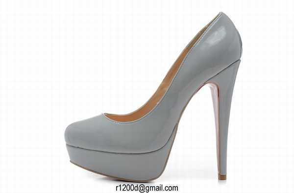 sandales talon haut femme chaussures de mariee christian louboutin chaussure de mariage discount. Black Bedroom Furniture Sets. Home Design Ideas