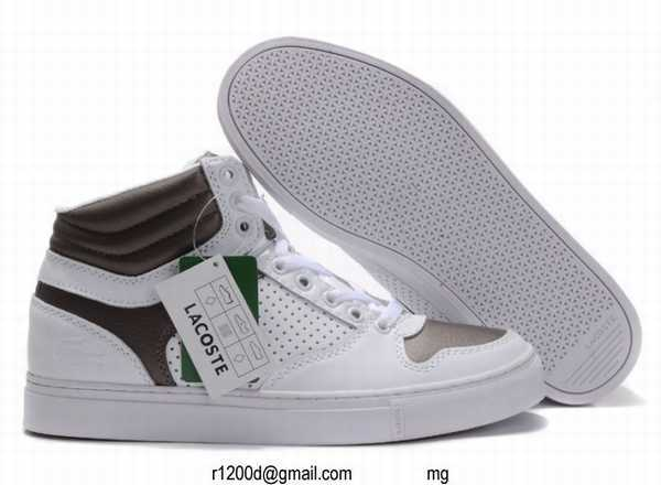 chaussure Chaussures Lacoste En chaussures Promotion Cuir CxoWredB