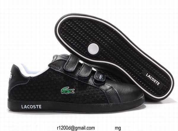 Canada Chaussure Lacoste Solde Femme chaussure WnF7gO