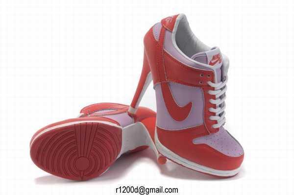 code promo e542a 8974b chaussures nike a talon femme,nike dunk talon haut,grossiste ...