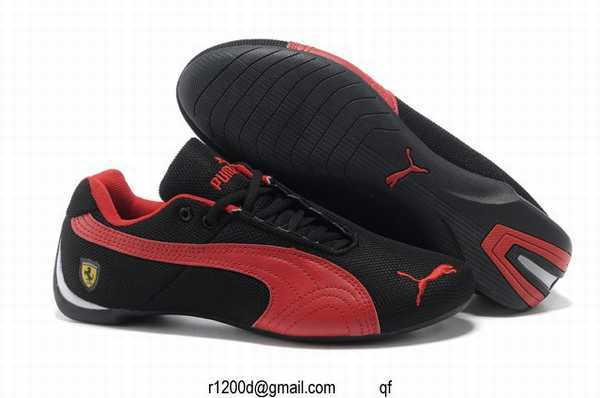 basket puma junior pas cher