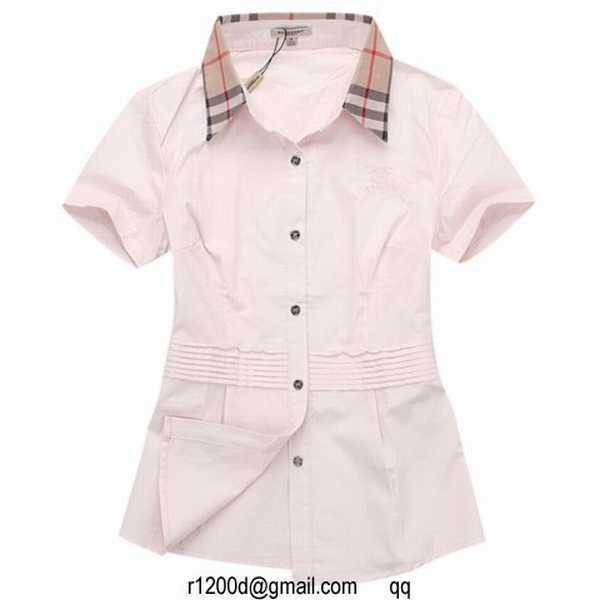 Chemise burberry femme occasion prix chemise burberry for Carreaux pas cher