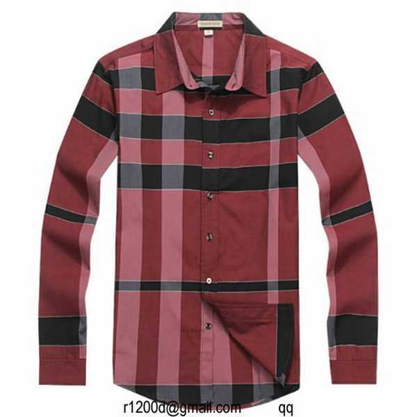 chemise burberry rose homme vente privee chemise homme chemise a carreaux fashion. Black Bedroom Furniture Sets. Home Design Ideas