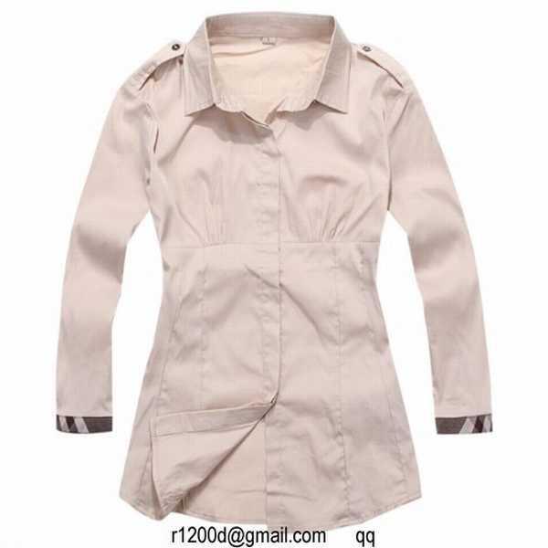 chemise burberry occasion,chemise marque francaise,chemise