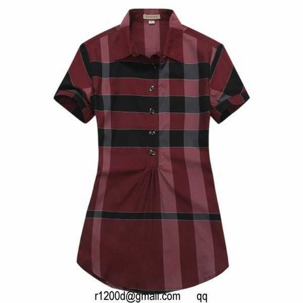 chemise burberry femme bon prix chemise burberry femme rouge chemise femme coton bio. Black Bedroom Furniture Sets. Home Design Ideas