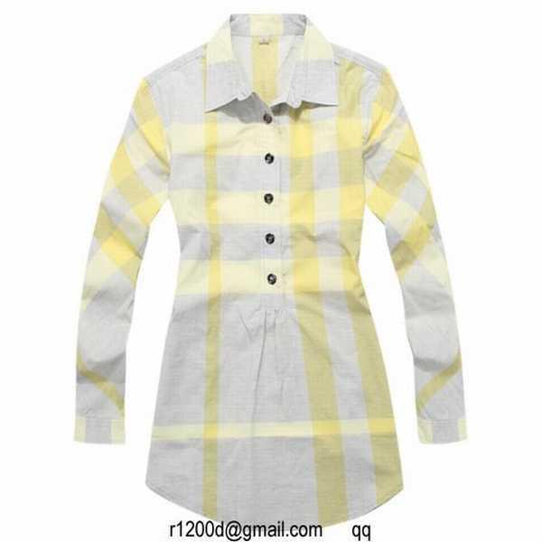 1a2e3bb7e349 burberry pas cher chemise,Chemise Burberry Pas Cher Femme