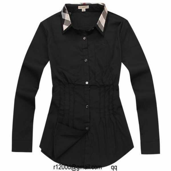 chemise burberry femme manche courte soldes chemise femme grand col chemise chinoise femme. Black Bedroom Furniture Sets. Home Design Ideas