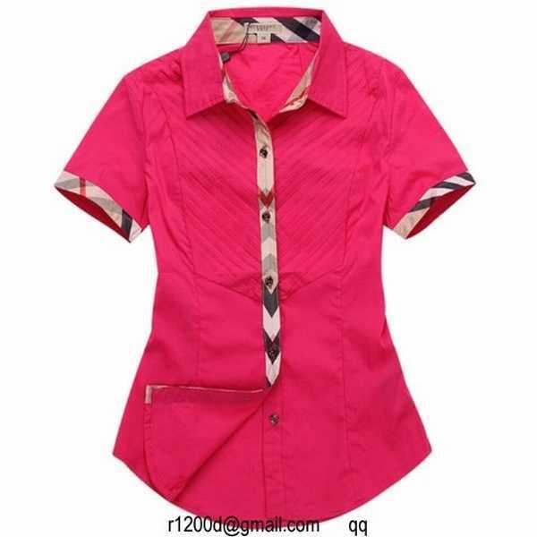 chemise a carreaux burberry femme pas cher promo chemise burberry femme manche courte acheter. Black Bedroom Furniture Sets. Home Design Ideas