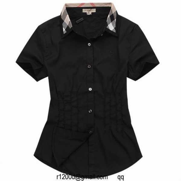 chemise burberry check chemise burberry ete chemise femme bleu. Black Bedroom Furniture Sets. Home Design Ideas