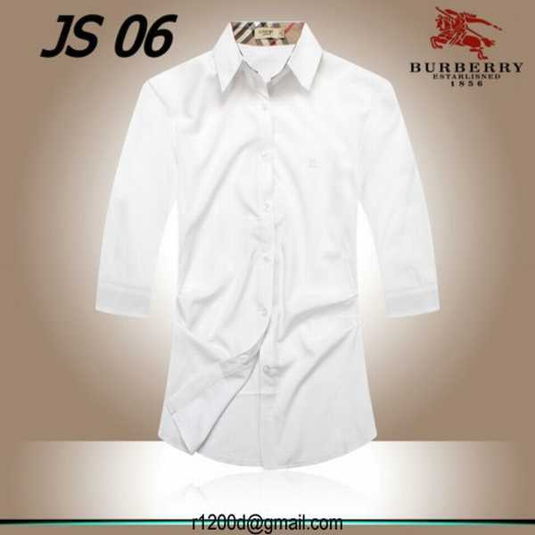 fausse chemise burberry homme ca13a0f3358