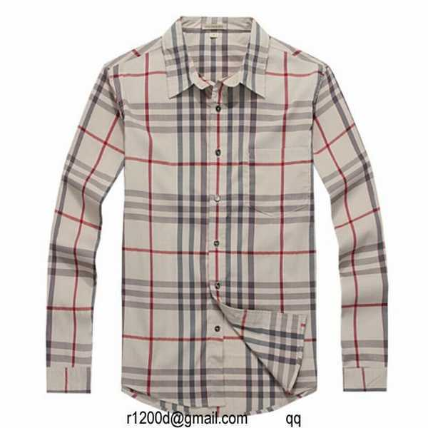 fda6a07f3a688 chemise burberry homme nouvelle collection