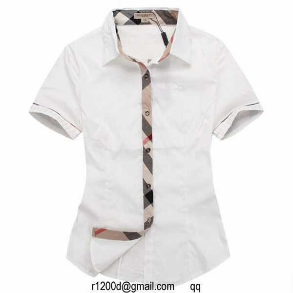 chemise Marque Occasion Francaise Chemise chemise Burberry CqHpXH