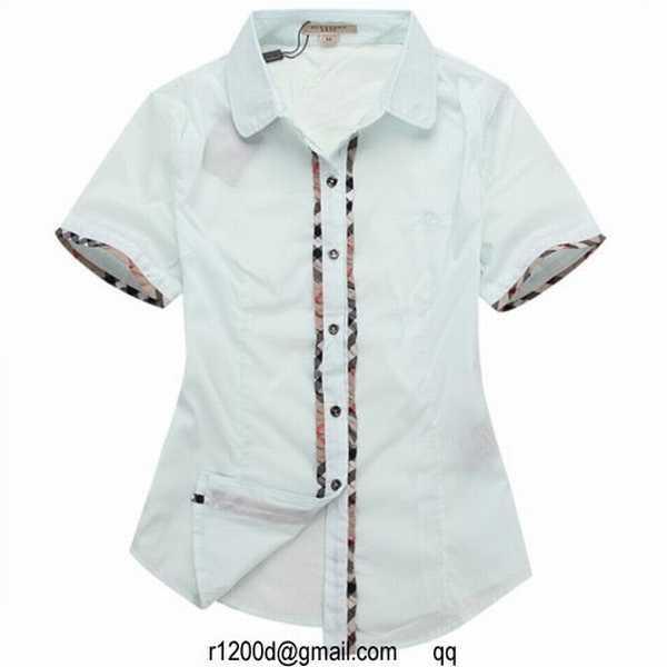 chemise burberry pour femme,chemisier burberry femme pas cher femme ... 492f21f2507