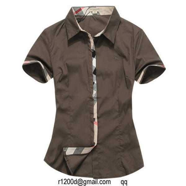chemise femme en daim,chemise burberry femme pas cher,chemise burberry  femme redoute 60bbafbb9ea