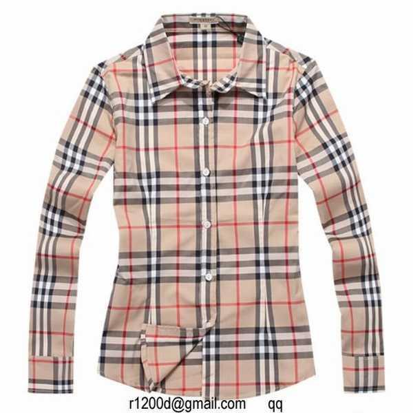 a4f61bd525c87 chemise femme motif burberry,chemise a carreaux burberry femme pas  cher,chemise burberry manche