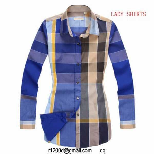 Chemise burberry occasion chemise marque francaise chemise for Carreaux pas cher
