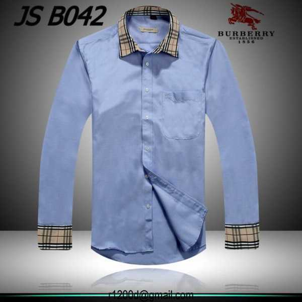 chemisier burberry soldes homme,chemise a carreaux homme redoute,chemise  burberry imitation pas cher 7a96bb3f129