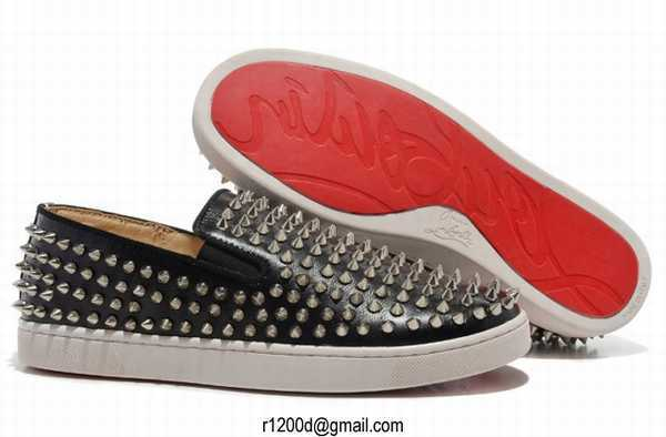 nouvelle collection chaussure louboutin homme