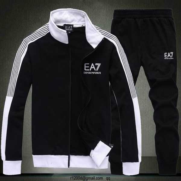 Destockage survetement armani survetement a la mode ea7 homme jogging armani ea7 homme - Jogging a la mode ...