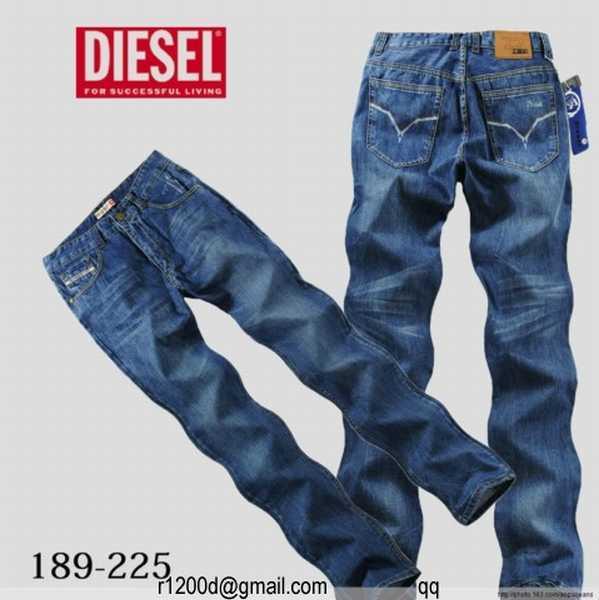 6ebdc10bd5f jeans diesel homme destockage