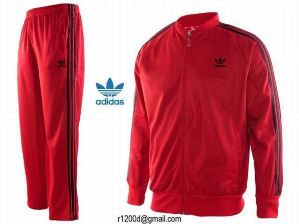 ensemble adidas homme survetement