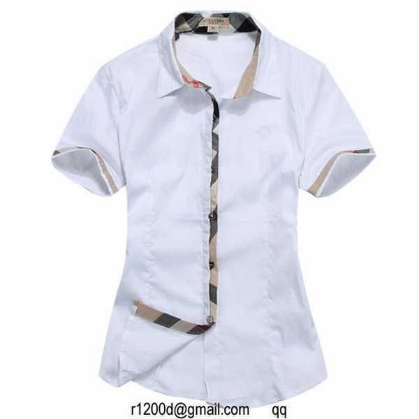 1291330f1a70 lot de chemise burberry femme manche longue,chemise burberry femme manche  courte pas cher,