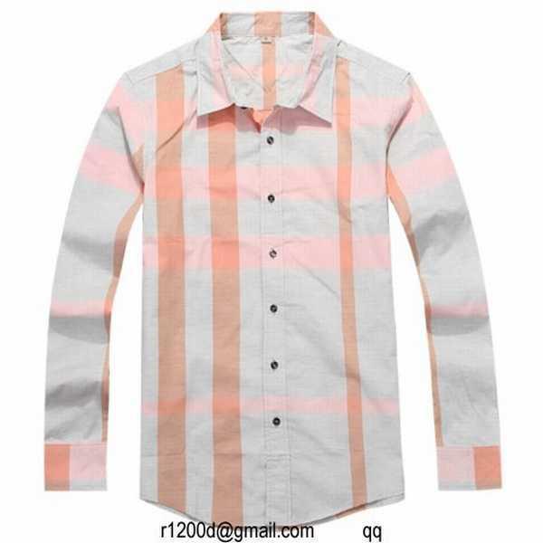 lot de chemise burberry homme manche longue,chemise burberry pas cher homme,vente  chemise 2237d1a2b3ed