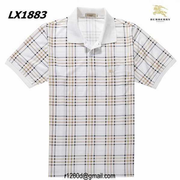 t shirt burberry paris vetement burberry a vendre t shirt de grande marque pas cher. Black Bedroom Furniture Sets. Home Design Ideas