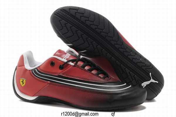 Chaussure puma noir et blanche basket puma marron chaussure puma ancienne col - Meilleur vente privee ...