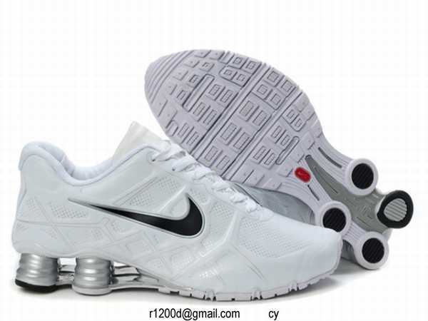 quality design 300a0 74477 nike shox nz promo,chaussure shox basket,nike shox blanc argent