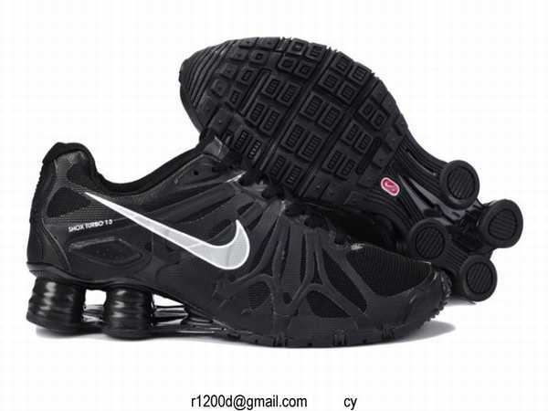 chaussures nike shox homme