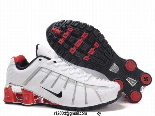 Chaussure Nike Shox Solde