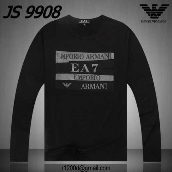 t shirt armani destockage polo emporio armani manches. Black Bedroom Furniture Sets. Home Design Ideas