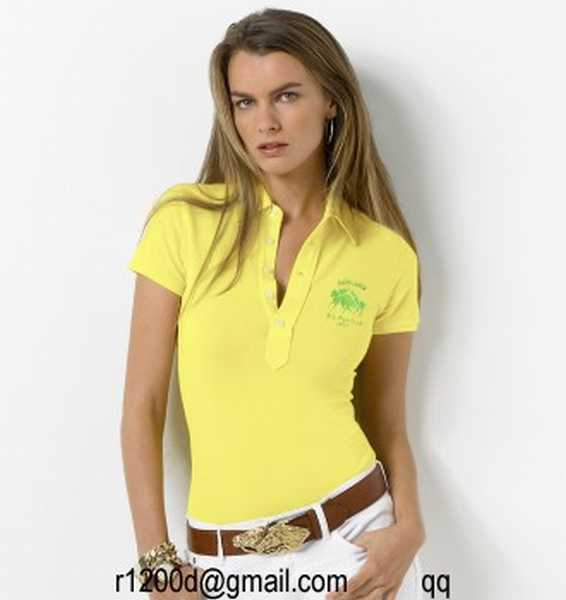 Marque Femme Lauren Polo Ralph Racing Fashion polo polo Rl TKulF13Jc