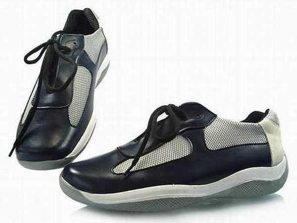 Rose chaussures Prada Pas Femme Basket Cher chaussure y8wvmnOPN0