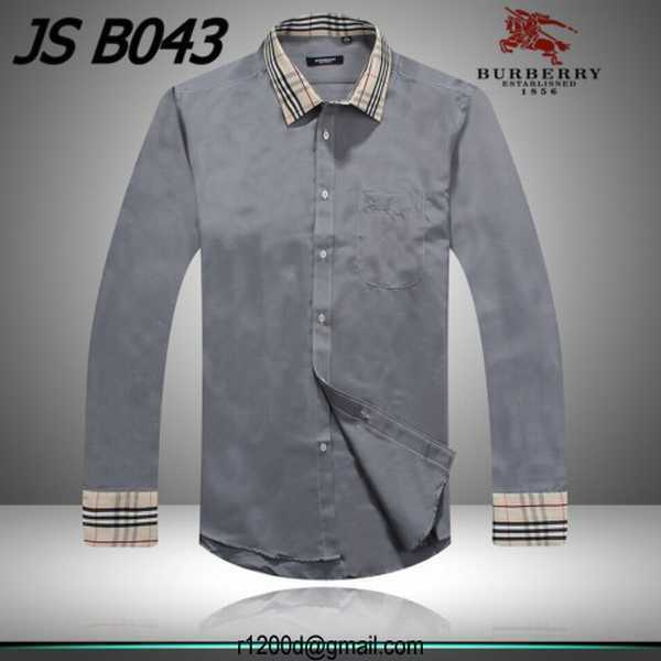 64f6bff729c chemise burberry homme prix